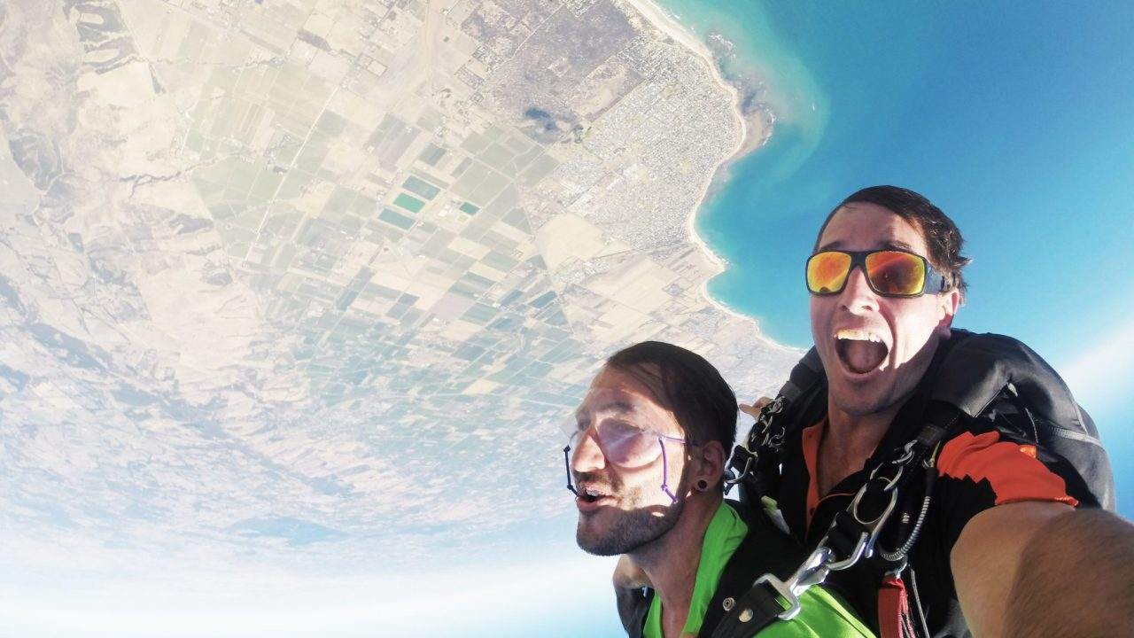 Video for Aldinga Beach Skydiving