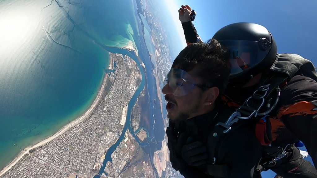 Skydive Competition, Enter to Win