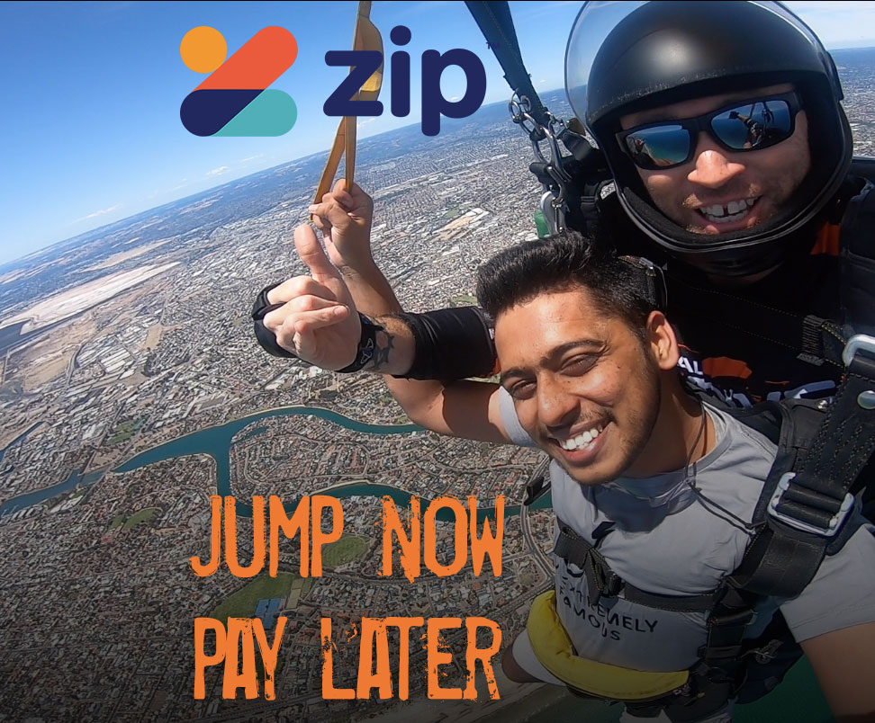 Jump Now Pay Later with Zip Pay