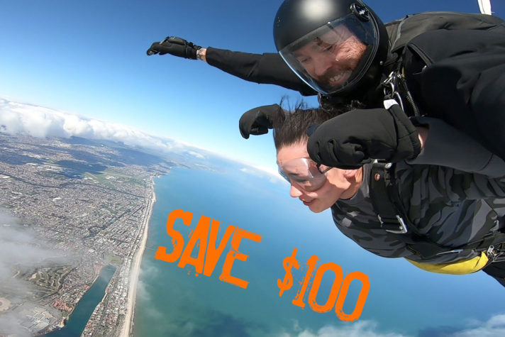 Summer Aldinga Skydive Special