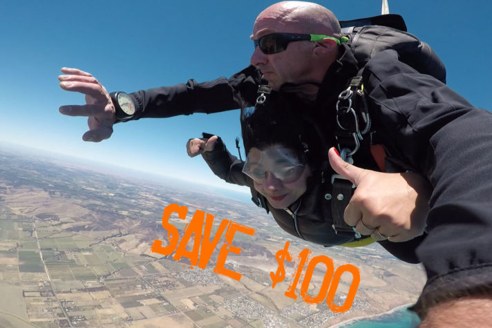 Summer Semaphore Skydive Special